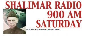 Shalimar Radio Bumper Sticker