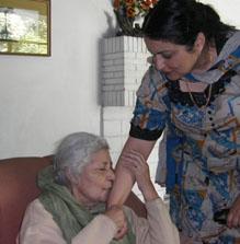 Nayla Syed & Apa Qudsia Bano