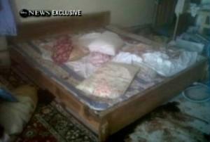 Grossly filthy living style of Osama Bin Laden